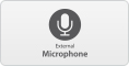 Attach optional microphone
